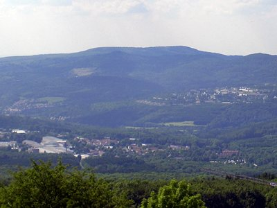 Wildflecken, Oberwildflecken und Rhön-Kaserne